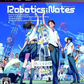5pb. - ROBOTICS;NOTES 初回限定版