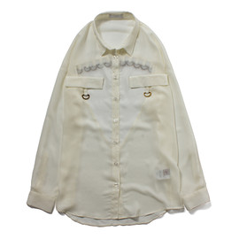 STUSSY WOMEN - Light Ring Shirt