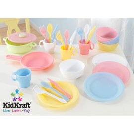 KidKraft - 27 pc Cookware Playset