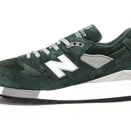 new balance - M998 「made in U.S.A.」 「LIMITED EDITION for mita sneakers / OSHMAN'S」