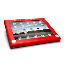 Etch A SketchR iPad Case
