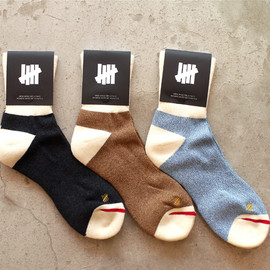 UNDFTD - Monkey Crew Socks