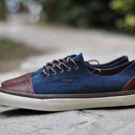 VANS - VANS ERA BROGUE CALIFORNIA