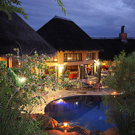 Ivory Tree Game Lodge - Pilanesberg National Park, South Africa