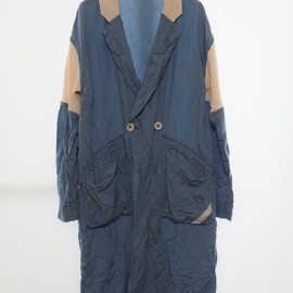 PHINGERIN - DAWNY GOWN (Blue)