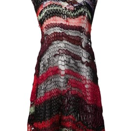 RODARTE - Rloose knit dress