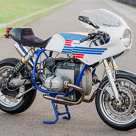 Switch Stance Riding - Hybrid BMW R80 and Ducati endurance style custom