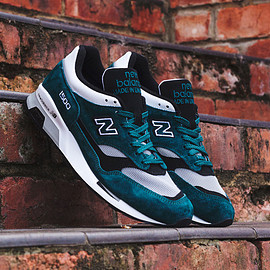 "New Balance - New Balance M1500SA ""Bottle Green Grey"""
