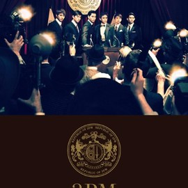 2PM - REPUBLIC OF 2PM(初回生産限定盤DVD付)