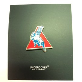 UNDERCOVER - 2019SS PINS and BADGES