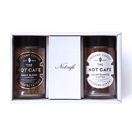 NOT CAFE _ INSTANT COFFEE _ GIFT 2SET COFFEE