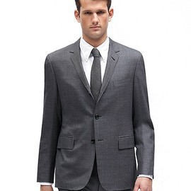 BLACK FLEECE BY Brooks Brothers - CLASSIC SUIT GREY