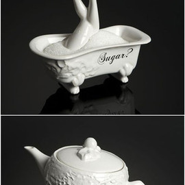 TINA TSANG -  TEA SET