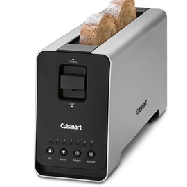Cuisinart - CPT-2000 2-Slice Long Slot Motorized Toaster