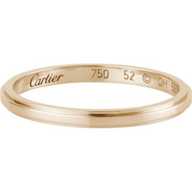 Cartier - WEDDING BAND D'AMOUR PINK GOLD