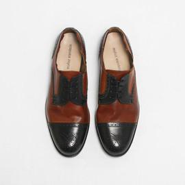 MUNOZ VRANDECIC - blucher shoes straight tip