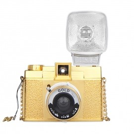 Lomography - Diana F+ Gold Edition
