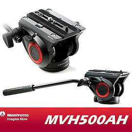 Manfrotto - Manfrotto MVH500AH Fluid Video Head