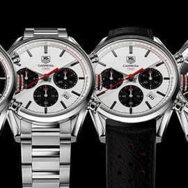 TAG Heuer - TAG HEUER CARRERA CALIBER CH 80 CHRONOGRAPH 41MM