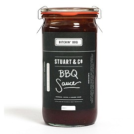 Stuart & Co. - Bitchin' BBQ Sauce