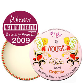 Figs & Rouge - Rambling Rose 100% Organic Balm