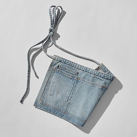 Levi s Made & Crafted, Off-White - Levi s Made & Crafted x Off-White Blue Carpenter Apron Belt