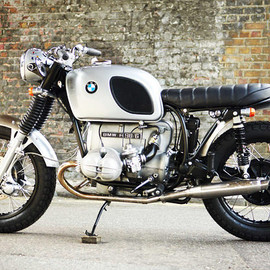 Untitled Motorcycles - BMW R90/6