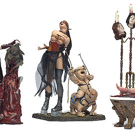 MCFARLANE'S MONSTERS - FEMMES FATALES