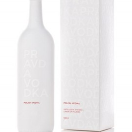 Samantha Ziino - Pravda Vodka packaging concept