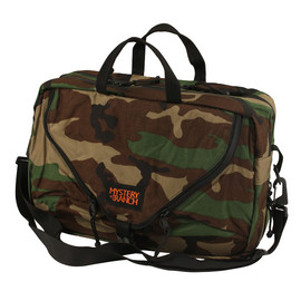 Mystery Ranch - EXPANDABLE 3 WAY BRIEFCASE (Woodland Camo)
