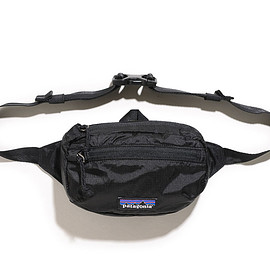Patagonia - Lightweight Travel Mini Hip Pack-BLK