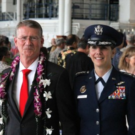 Career Opportunities - Commander of U.S. Pacific Air Forces, Gen. Lori Robinson
