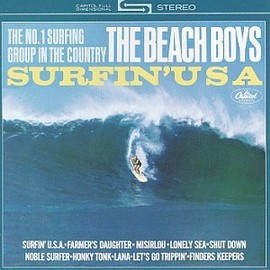 The Beach Boys - Surfin Usa