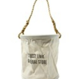 STUSSY Livin' GENERAL STORE - Heavy Canvas Basket
