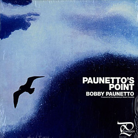 Bobby Paunetto - Paunetto's Point (Vinyl, LP,)