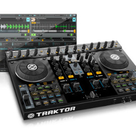 NATIVE INSTRUMENTS - TRAKTOR KONTROL S4