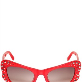 Agent Provocateur - Butterfly Sunglasses