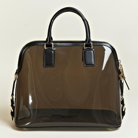 JIL SANDER - TRANSLUCENT BODY MANN BAG