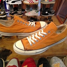 "converse - 「<used>70's converse COACH OX gold""made in USA"" size:US10/h(29cm) 29800yen」完売"