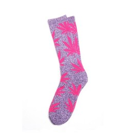 HUF - PLANTLIFE SOCKS (Purple Heather)
