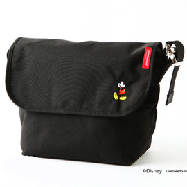 Manhattan Portage - Mickey Mouse Embroidery
