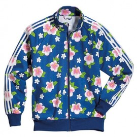 adidas Originals by Jeremy Scott - Firebird Track Jacket