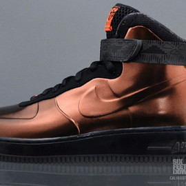 Nike - AIR FORCE 1 FOAMPOSITE HI (BLACK HISTORY MONTH)