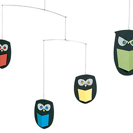 FLENSTED mobiles(フレンステッドモビール) - FLENSTED mobilesフレンステッドモビール The Wisest Owls