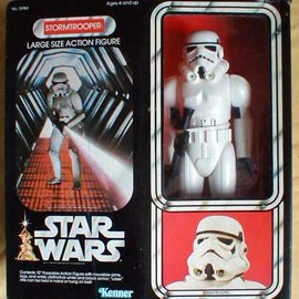 kenner - STORMTROOPER large
