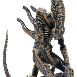 NECA - Official Images For NECA Aliens Series 1 alien warrior