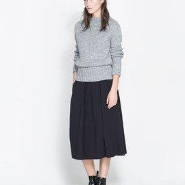 ZARA - grey jumper
