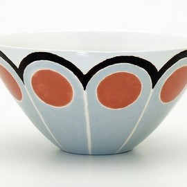 jillrosenwald - Mini bowl in Pelmet design, Vapid colorway
