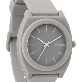 NIXON - The Time Teller P in Matte Gray