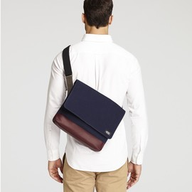 JACK SPADE - Dipped Industrial Square Messenger